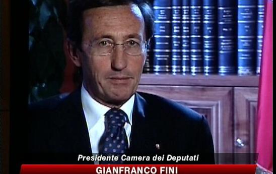 Il presidente in chat