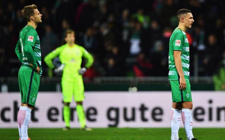 Werder Brema (Foto Getty)