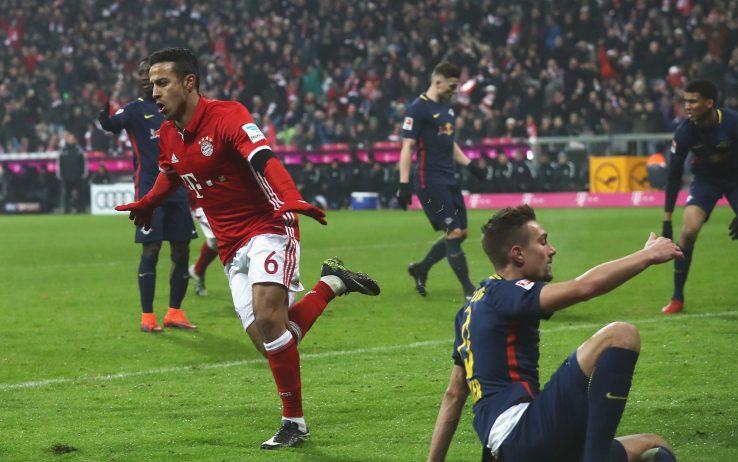 Thiago Alcantara - Bayern Monaco