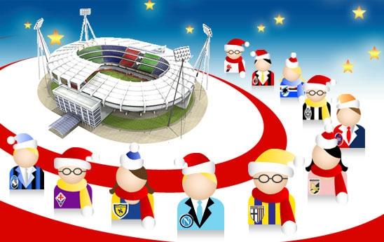 Auguri Di Natale Per Sportivi.Fai I Tuoi Auguri Nello Stadio Piu Grande D Italia Sky Sport