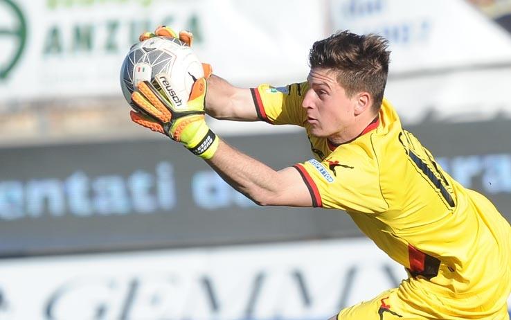 Alessio Cragno, Benevento