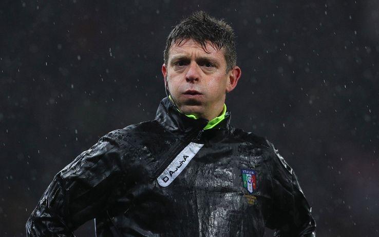 Fantacalcio: l'arbitro Gianluca Rocchi