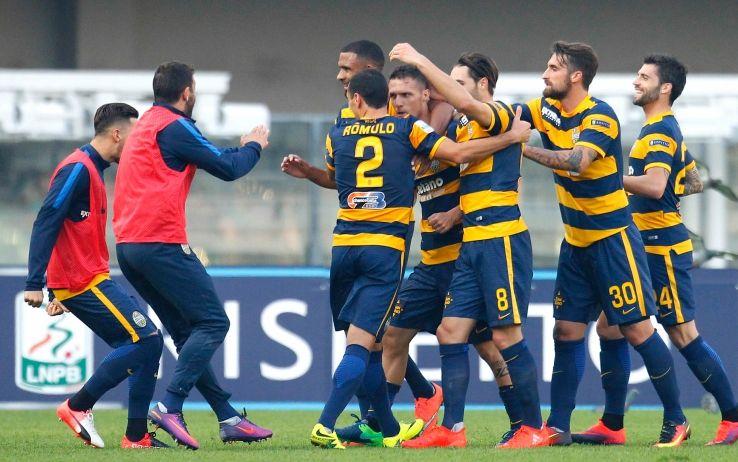Verona squadra