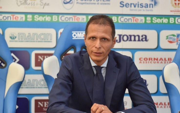Domenico Teti, direttore sportivo Novara