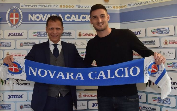 Federico Macheda - Novara