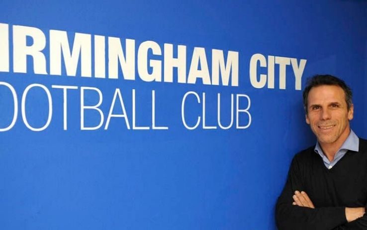 Gianfranco Zola - Birmingham