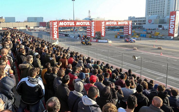 Memorial Bettega, MotorShow (Foto da twitter @MotorShowBo)
