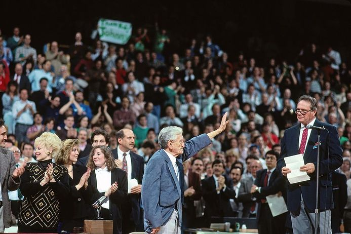 Johnny Most, leggenda Celtics