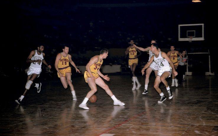 Boston Celtics 1961