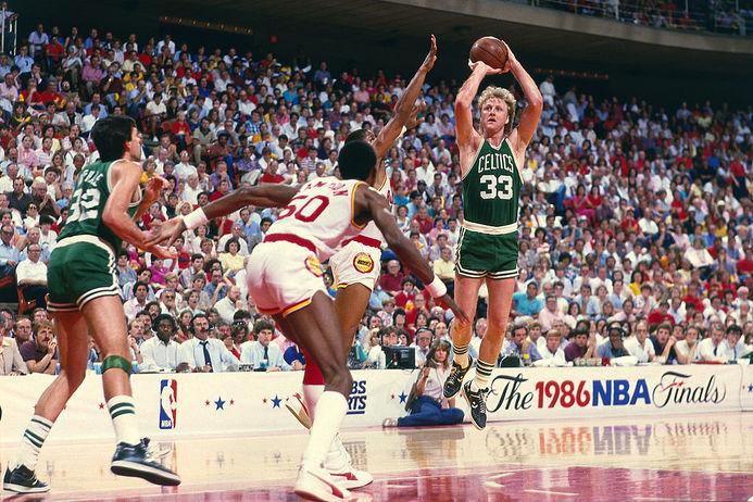 1986, anno del terzo titolo