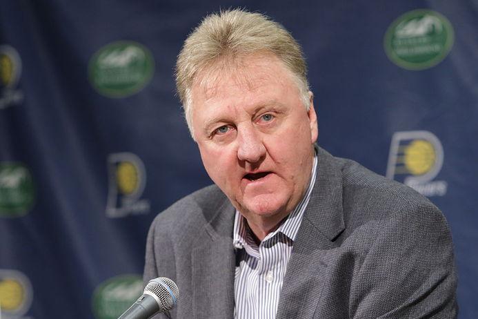 Dirigente di riferimento degli Indiana Pacers