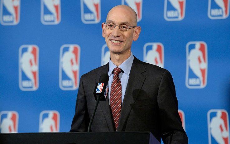 Adam Silver, commissioner NBA