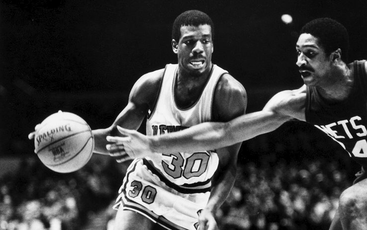 Bernard King, New York Knicks