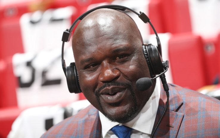 Shaquille O'Neal, commentatore TNT