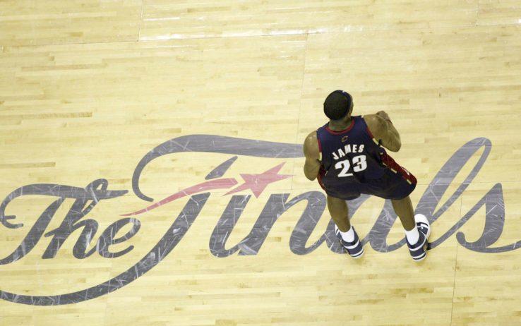 LeBron James alle Finals NBA