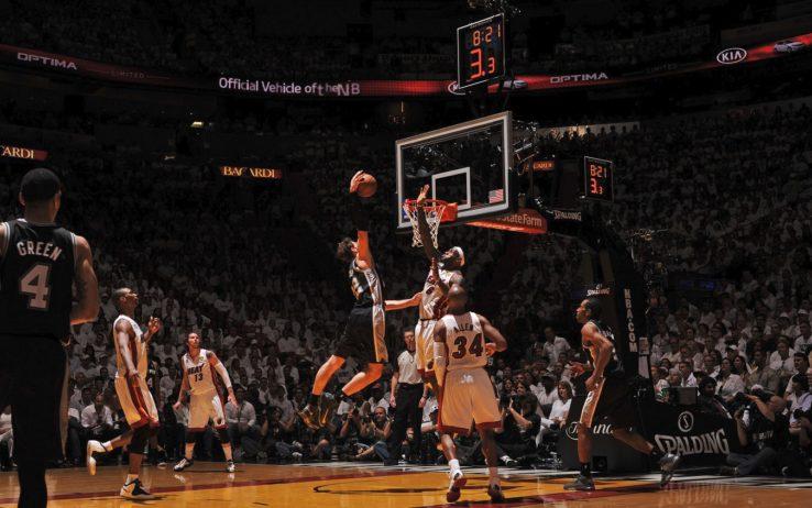 LeBron James, Finali 2013