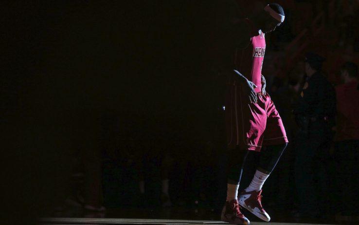 LeBron James, addio Miami