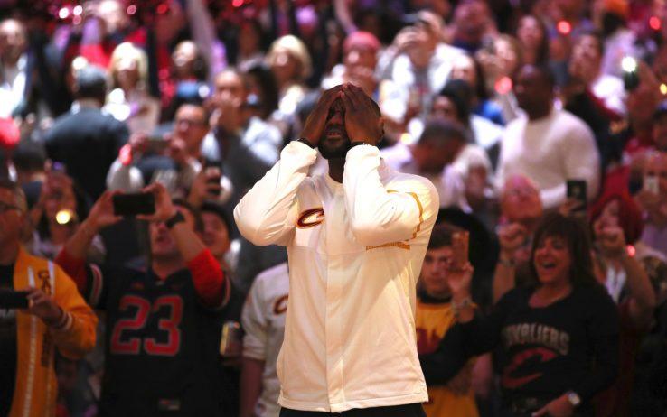 LeBron James, campione NBA