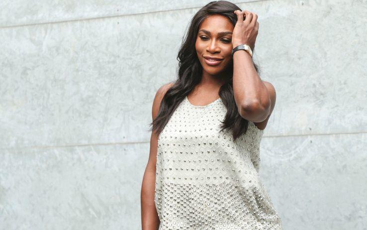Serena Williams (Foto LaPresse)